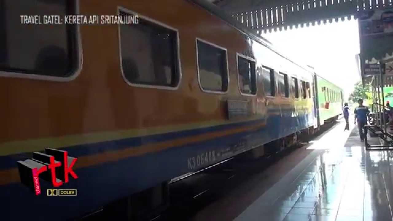 travel gatel: Kereta Api Sri Tanjung.