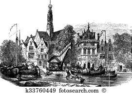 Kerk Clipart and Illustration. 7 kerk clip art vector EPS images.