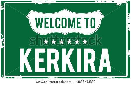Kerkira Stock Photos, Royalty.