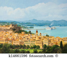 Kerkyra Illustrations and Clipart. 25 kerkyra royalty free.