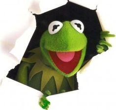 Kermit frog clipart #12
