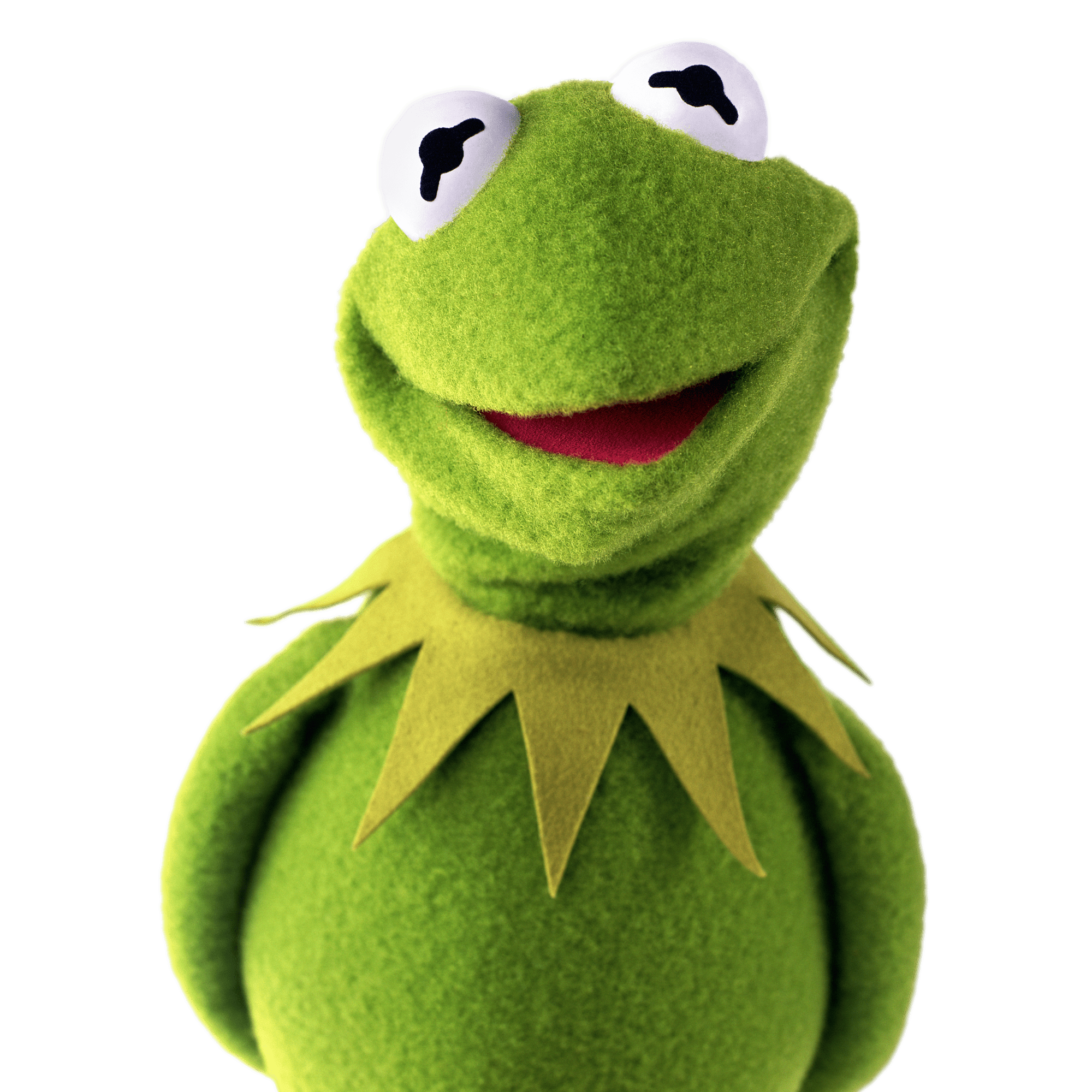 Kermit the Frog Shy transparent PNG.