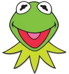 Kermit the Frog Clip Art.