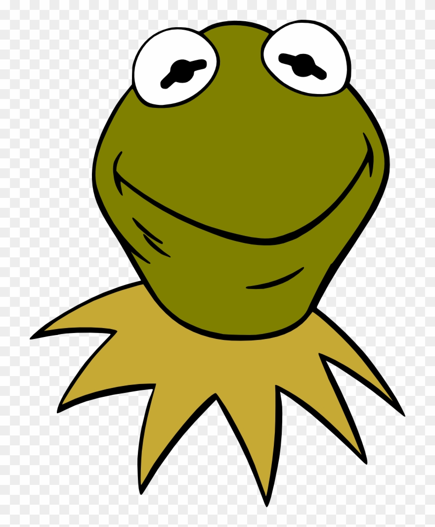 Kermit The Frog Clipart Cliparts Co.