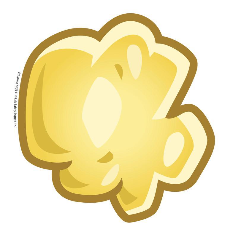 Popcorn kernel clipart free images 3.