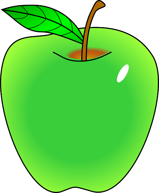 Free vector graphic: Green, Apple, Fruit, Tree, Smith.