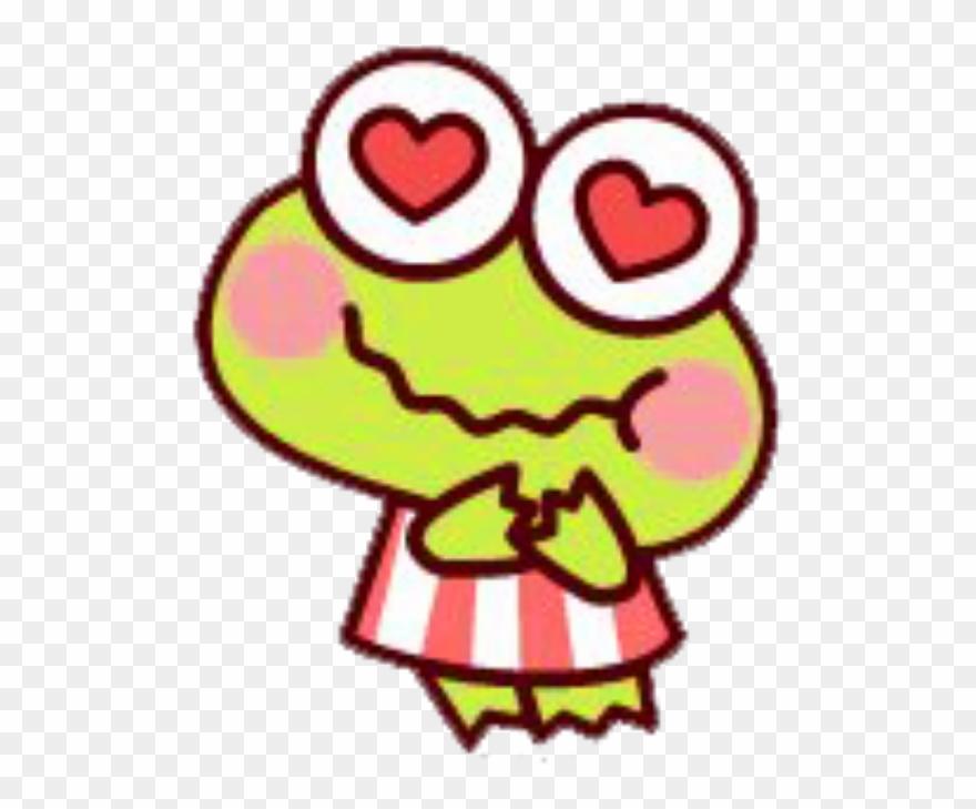 Sanrio Keroppi Kawaii Pastel Cute.