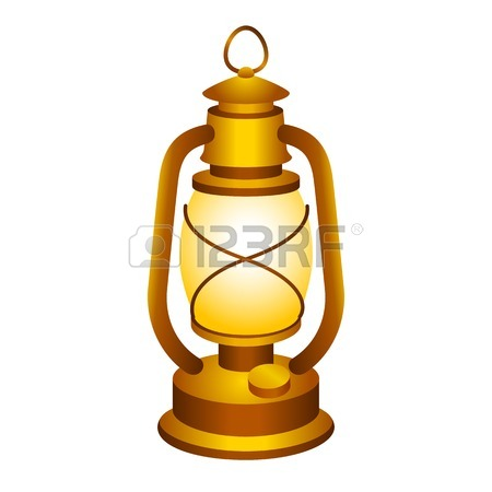 Oil Lamp Clip Art Kerosene.