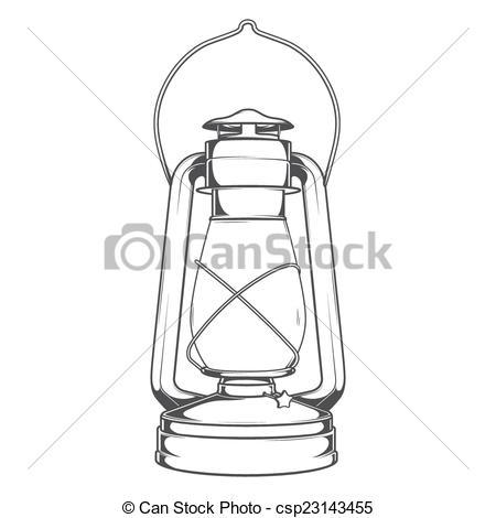 Kerosene lamp Clipart Vector Graphics. 472 Kerosene lamp EPS clip.