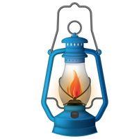 Camping Lantern Lanterns Oil Kerosene Lamp