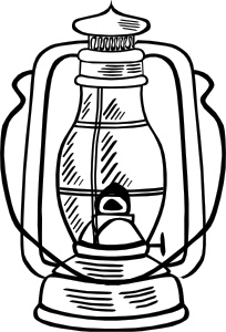 Hurricane Lamp Clip Art at Clker.com.