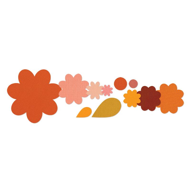 Flower Petal Templates.