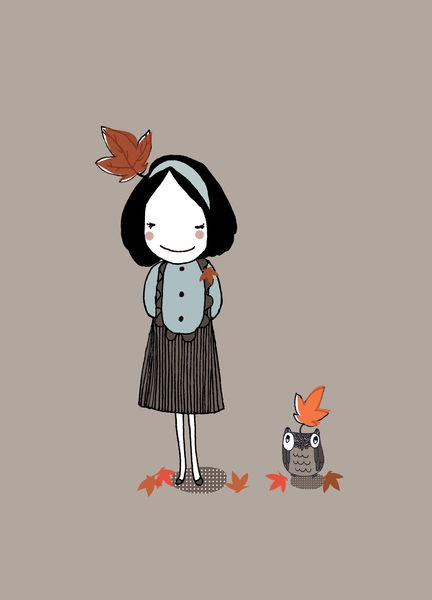 1000+ images about illustraties / herfst on Pinterest.