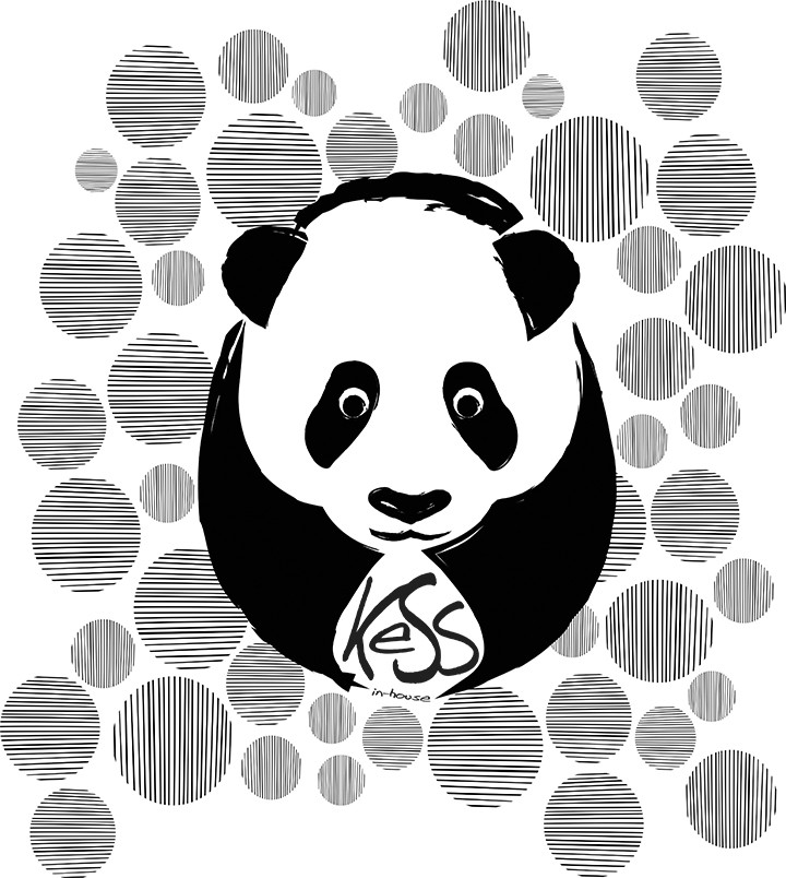 "KESS Original ""Panda""."