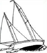 Free Ketch Clipart.