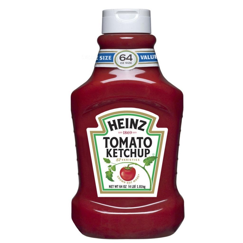 Ketchup Clipart.