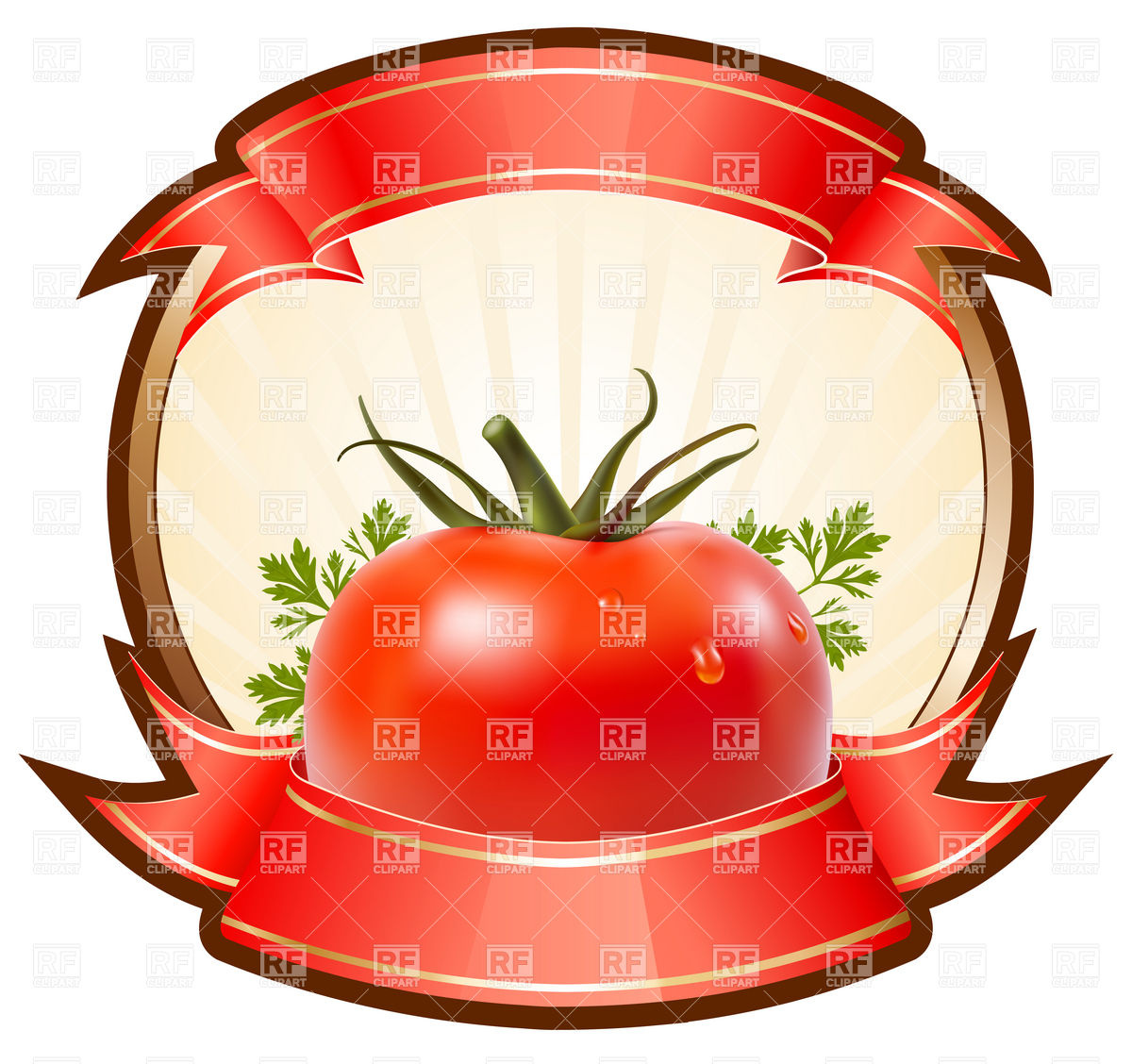 Tomato Sauce Clipart.