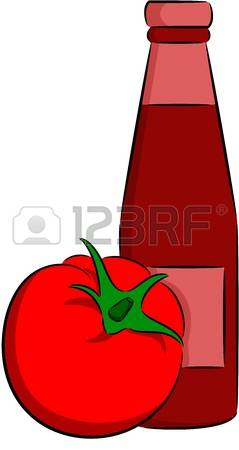 1,046 Tomato Sauce Bottle Stock Illustrations, Cliparts And.