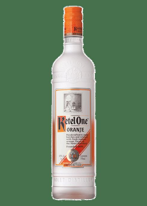 Ketel One Oranje.