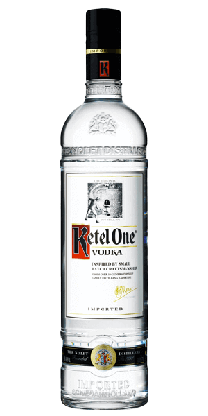 Ketel One Vodka.