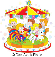 Carousel Stock Illustration Images. 3,949 Carousel illustrations.