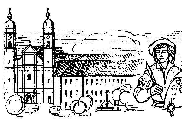 Markt Irsee.