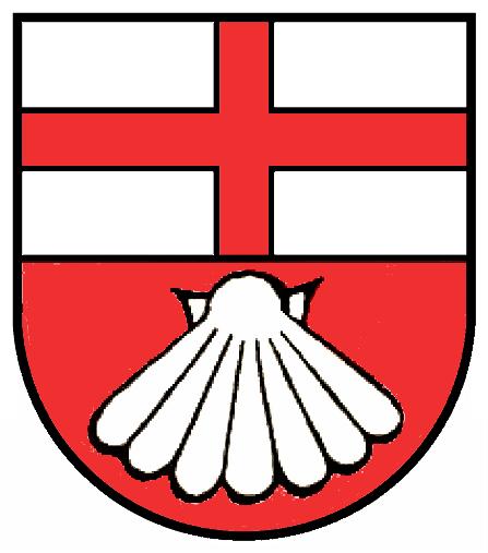 Liste der Kommunalwappen mit der Jakobsmuschel in Deutschland.