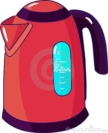 Clip Art Water Kettles Clipart.