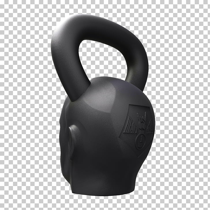 Kettlebell CrossFit Gift Weight training Souvenir, heavy metal PNG.