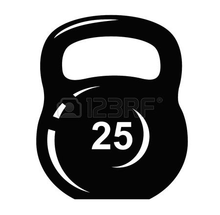 3,954 Kettlebell Stock Vector Illustration And Royalty Free.