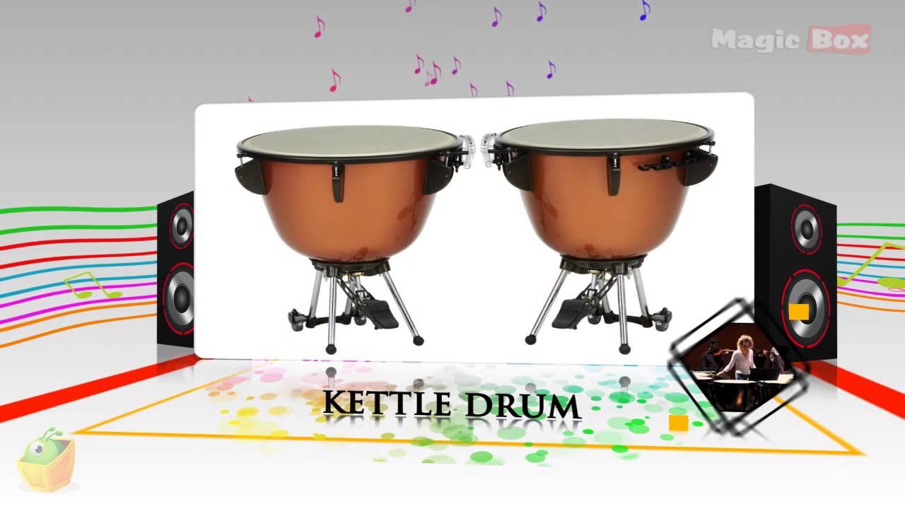 Kettle Drum.