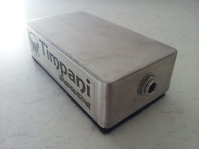 Different! Timpani / Kettle Drum Sound Stomp Pedal • $28.85.