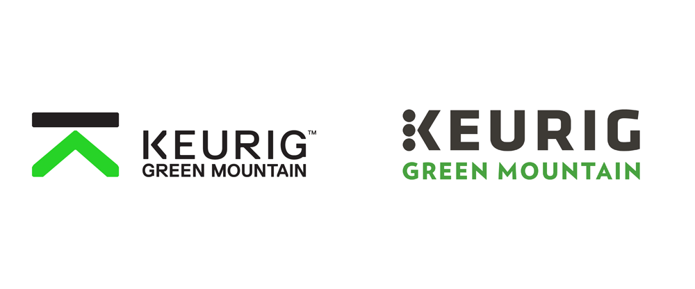 Brand New: New Logo for Keurig Green Mountain by Prophet.
