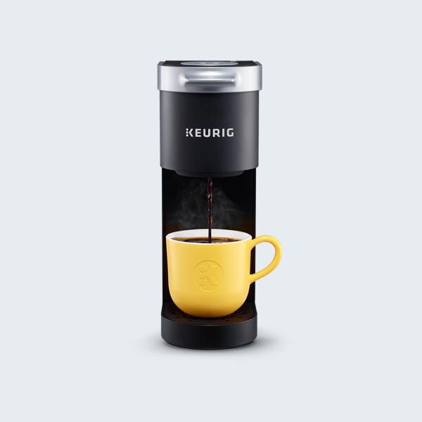 Single Serve Coffee Makers & K.
