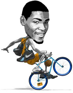 Kevin durant clipart nike.
