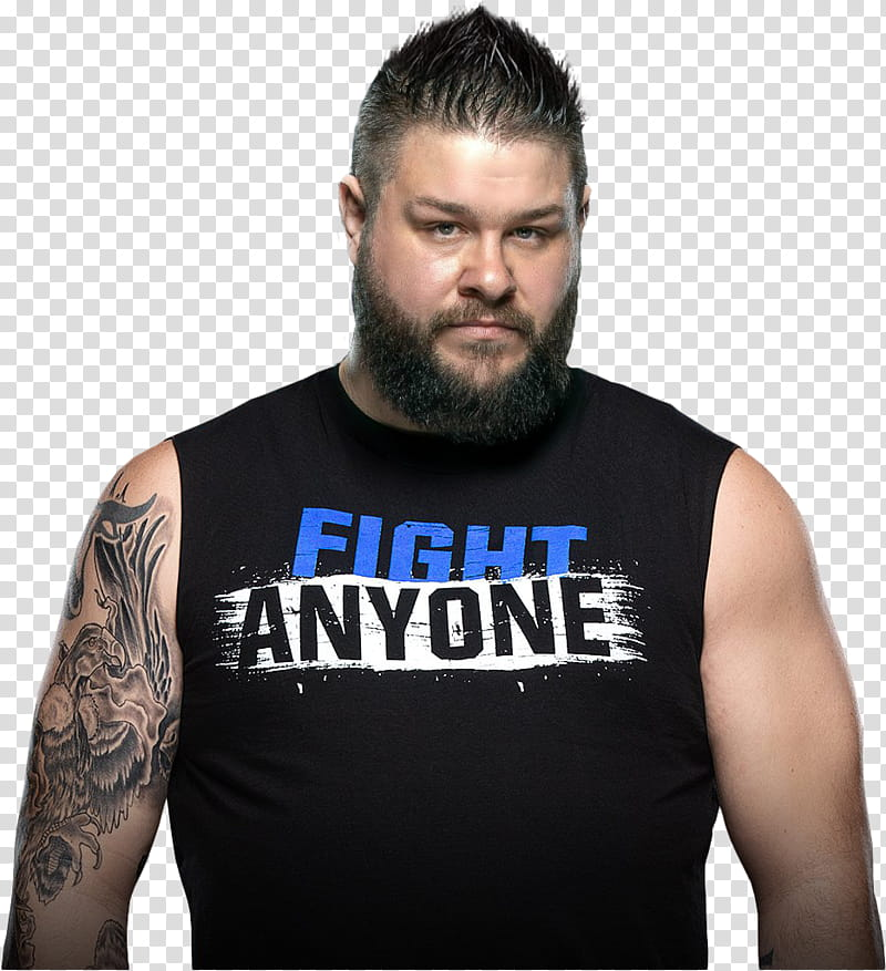 Kevin Owens NEW Custom transparent background PNG clipart.