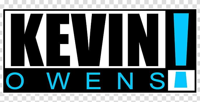 Kevin Owens Old Smackdown Logo transparent background PNG.