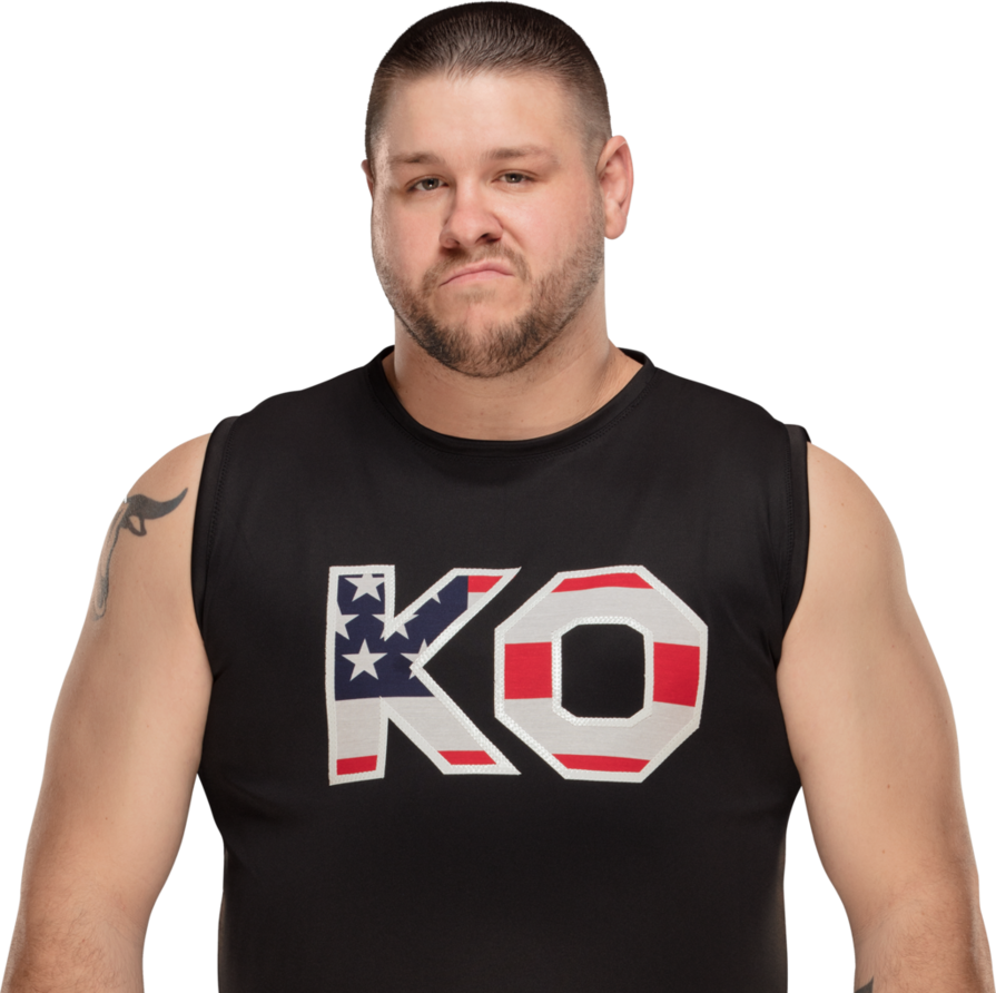 Kevin Owens Transparent Background PNG.