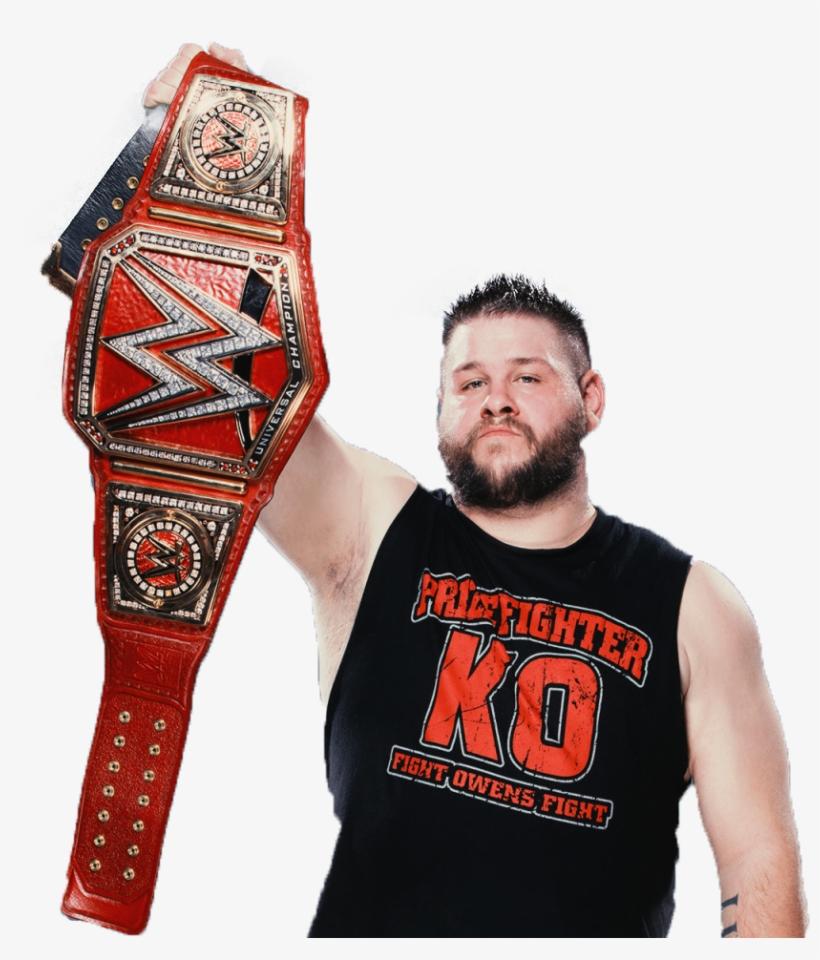 Yükle Champion Kevin Owens Render.
