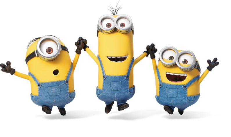 Minions Clip art Kevin the Minion Felonious Gru Bob the Minion.