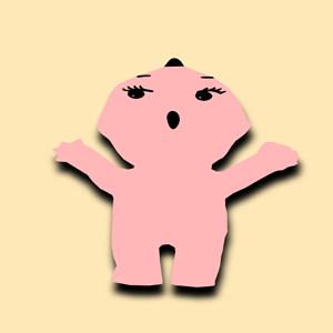 Kewpie doll 01 clipart, cliparts of Kewpie doll 01 free.