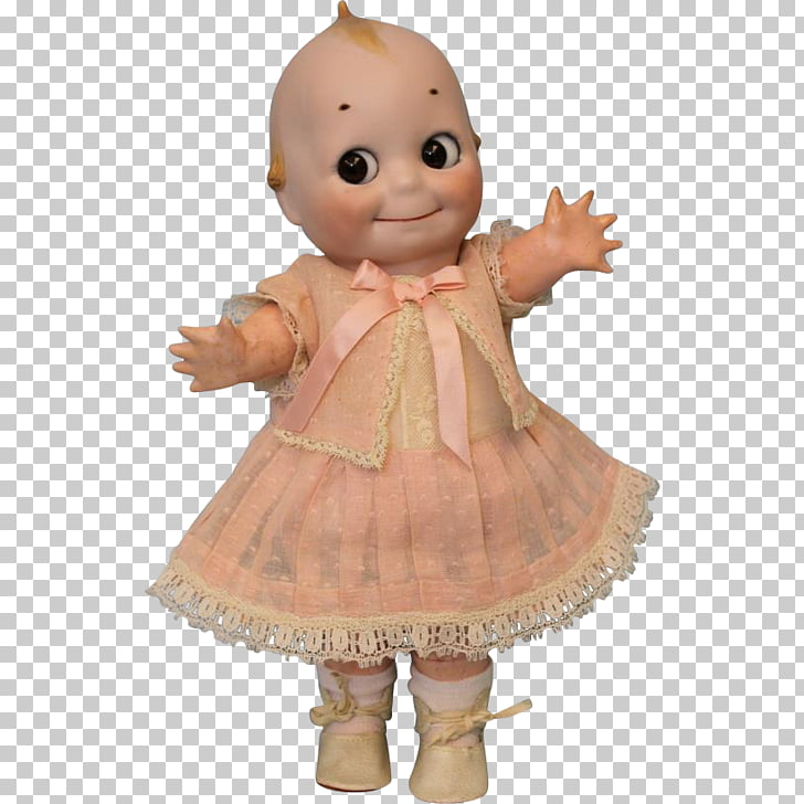 Rose O\'Neill Bisque doll Kewpie Toy, bisque PNG clipart.