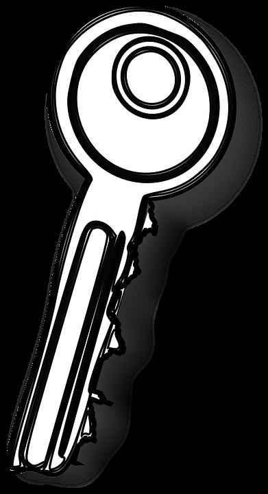 Free vector graphic: Key, Access, Key Bit.