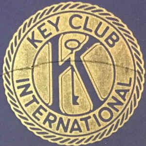 Key Club International Label.