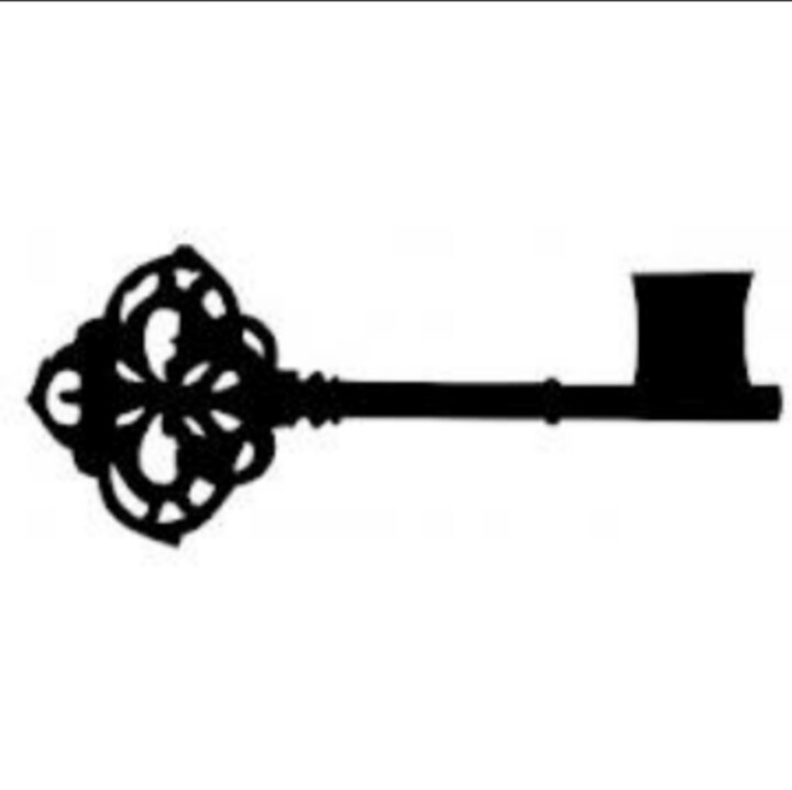 Old key clipart 3.