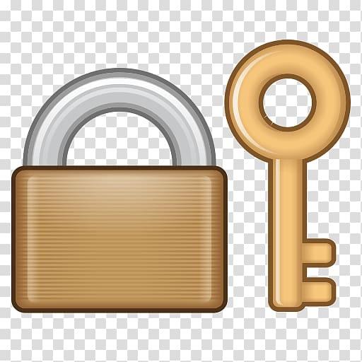 Padlock Emoji Key Text messaging, lock transparent.