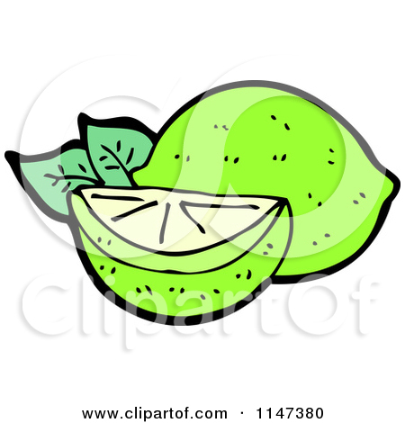 Key lime clipart #8