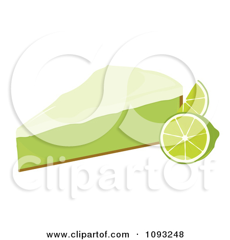 Key lime clipart #11