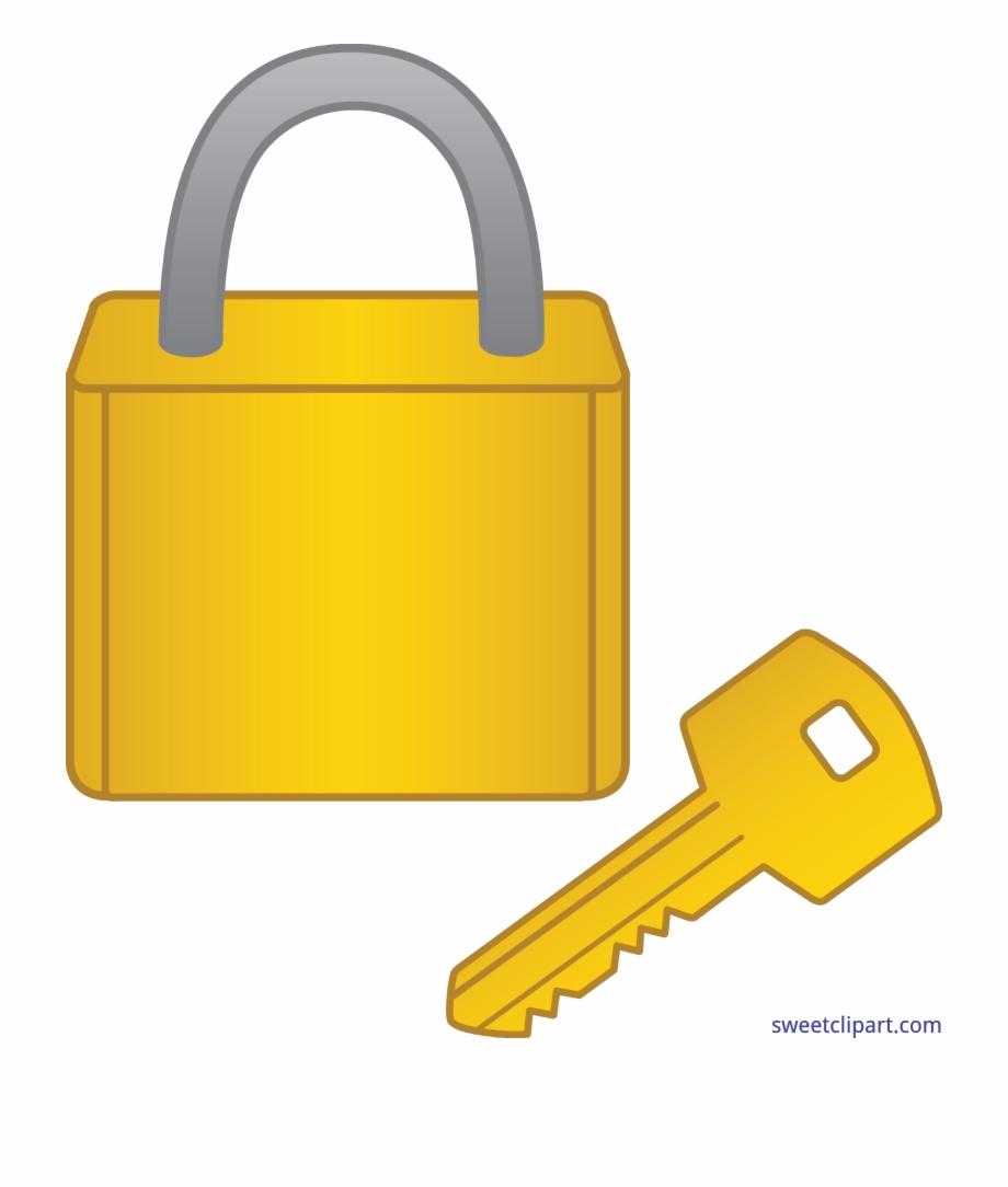 Ideas Lock And Key Clip Art.