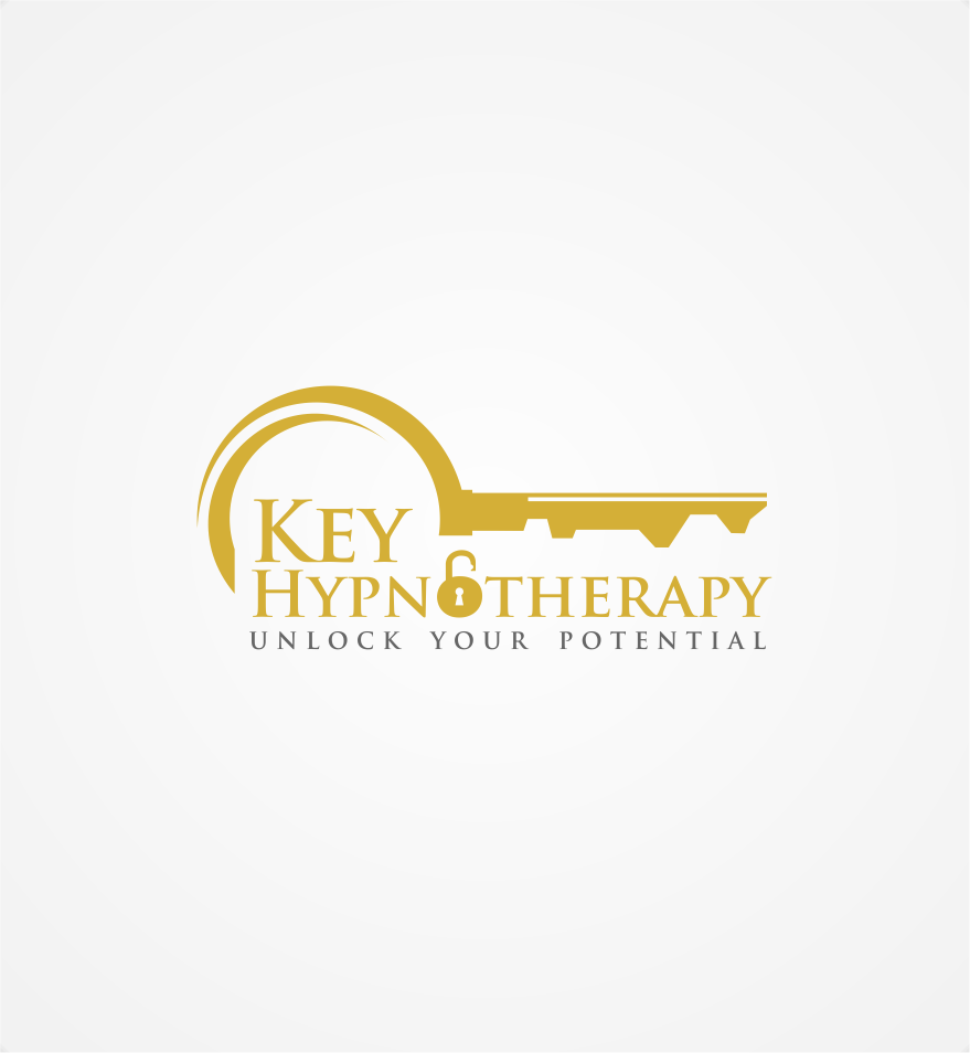 Logo Design for Key Hypnotherapy, Unlock your potential by.